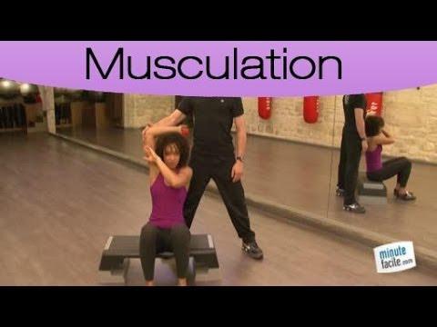 Les exercices de force pour les muscles des épaules