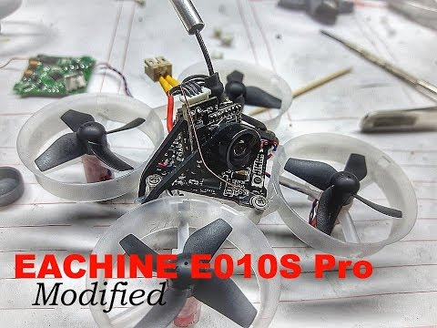 Modified E010S Pro - Fast FPV