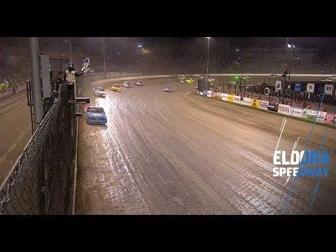 Watch as Friesen captures first career win at Eldora
