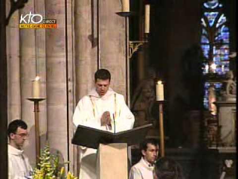 Messe de Paques