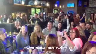Shake Rattle & Roll Dueling Pianos - Video of the Week - Rockin' Brunch!
