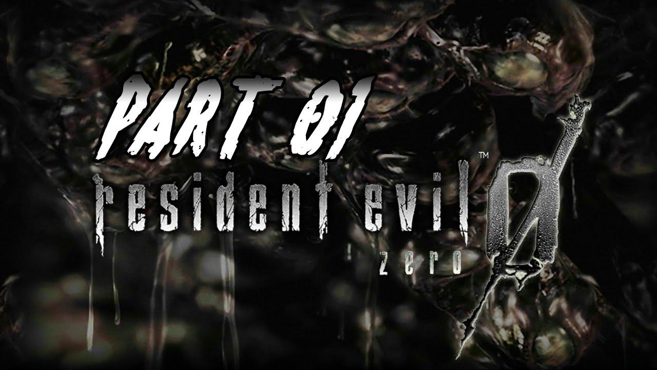 Resident Evil 0 HD Remaster – Livestream vom 20.01.2016 – Part 01