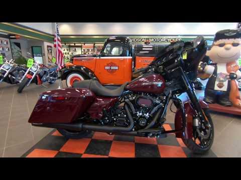 2020 Harley-Davidson CUSTOM Street Glide Special FLHXS