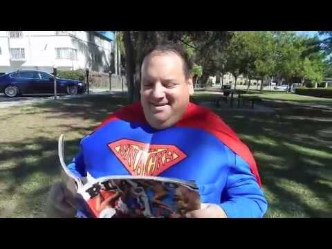 Brad Grunberg, The GetDismissed Man – Captain Snacks and the Plain Hot Dog – October 5, 2015