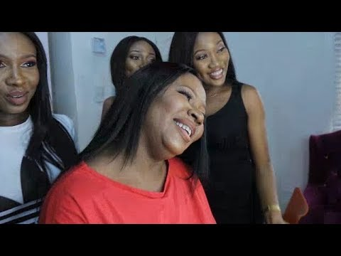 Uche Nancy and Family - LATEST EXCLUSIVE INTERVIEW OF A NOLLYWOOD QUEEN