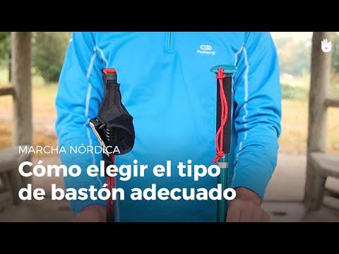 Cómo elegir el mejor bastón para caminar | Marcha nórdica