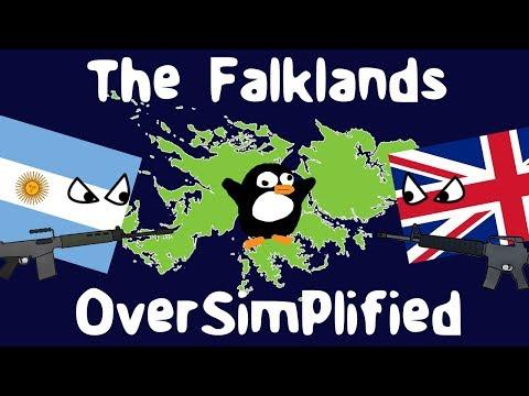 Přespříliš zjednodušené dějiny Falkland