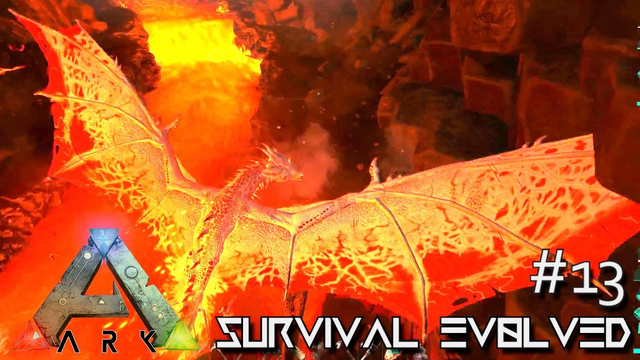 Video ARK: SCORCHED EARTH   ALPHA WYVERN U0026 VULTURE !!! E13 (ARK SURVIVAL  EVOLVED GAMEPLAY)