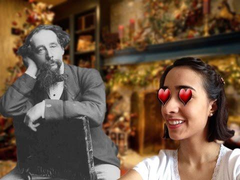 Charles Dickens, o homem que inventou o Natal