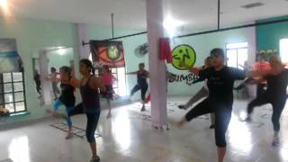 "ZUMBA!!! con Aide ( ""Hu@nd@ch@"" Tribal)"