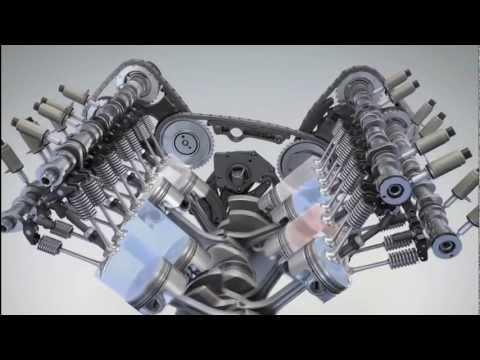 Фото к видео: Audi S6 4.0 TFSI Cylinder-on-Demand Technical Overview