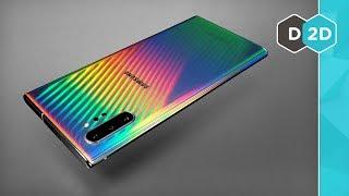 Samsung Galaxy Note10 Impressions