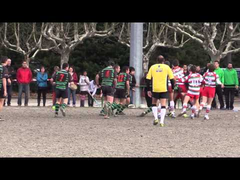 Rugby Sub16 La Única RT - Hernani (1)