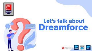 Dreamforce 2021 FAQs