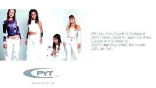 PYT: 10. You Don't Know (Lyrics)