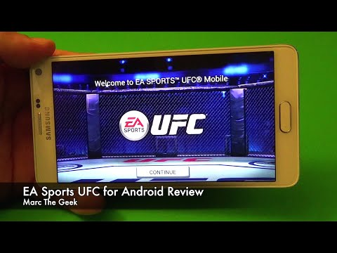 Vídeo do EA SPORTS™ UFC®