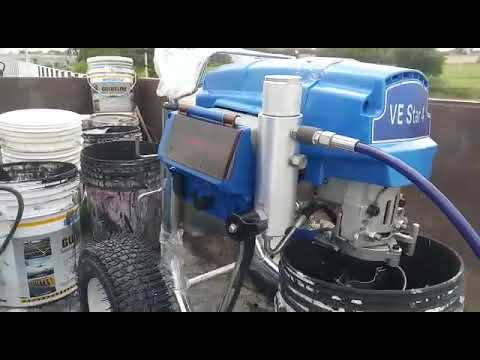 VE Star 4 Airless Painting Machine