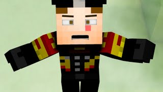 War Time Epaulets Boom Beach Minecraft Animation