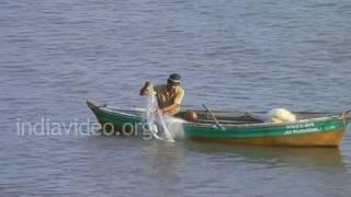 Diu Bridge and Fishing Port