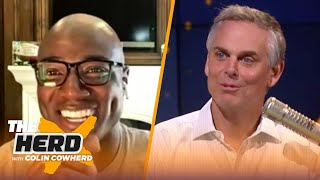 DeMarcus Ware On Dak Prescotts Negotiations And Tom Bradys Transition In Tampa | NFL | THE HERD