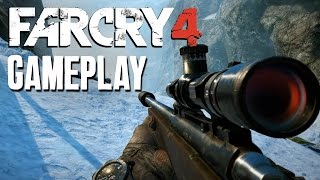 Far Cry 4 Gameplay - HIMALAYAS Far Cry 4 SNOW GAMPLAY (Exclusive Hands-On First Impression)
