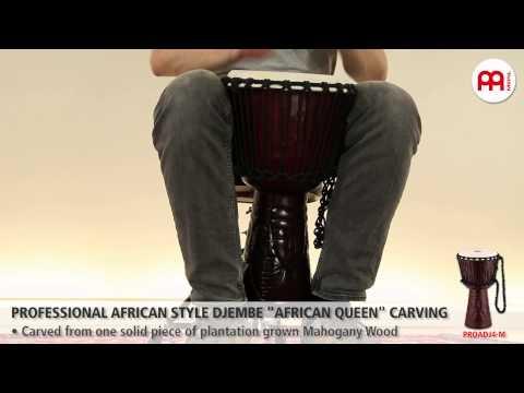 MEINL PROADJ4-M Profesional African series Djembe