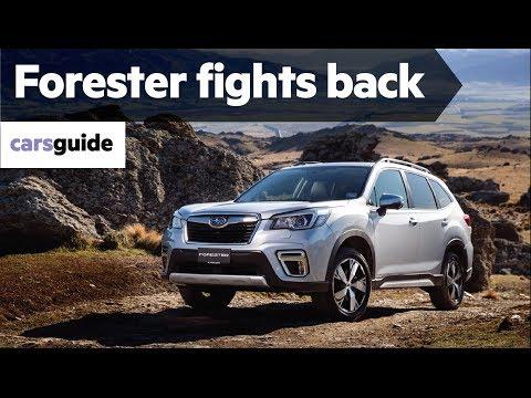 Subaru Forester 2019 review