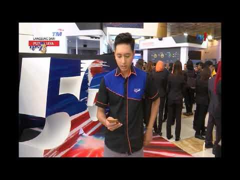 S3 – LANGSUNG: PUTRAJAYA - PAMERAN TEKNOLOGI MUDAH ALIH 5G [18 APR 2019]