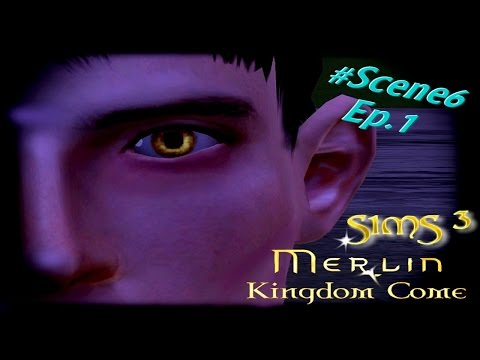 [Sims 3] Merlin 6: Kingdom Come | Ep. 1: Rise and Shine | #6 [Subtitles]