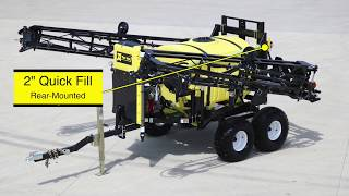 3pt Sprayer Video
