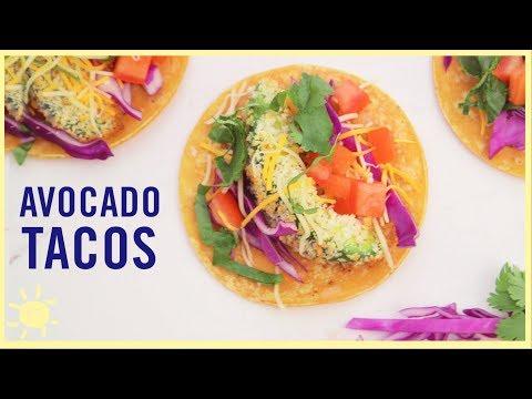 EAT | Avocado Tacos (easy, vegetarian dinner!)