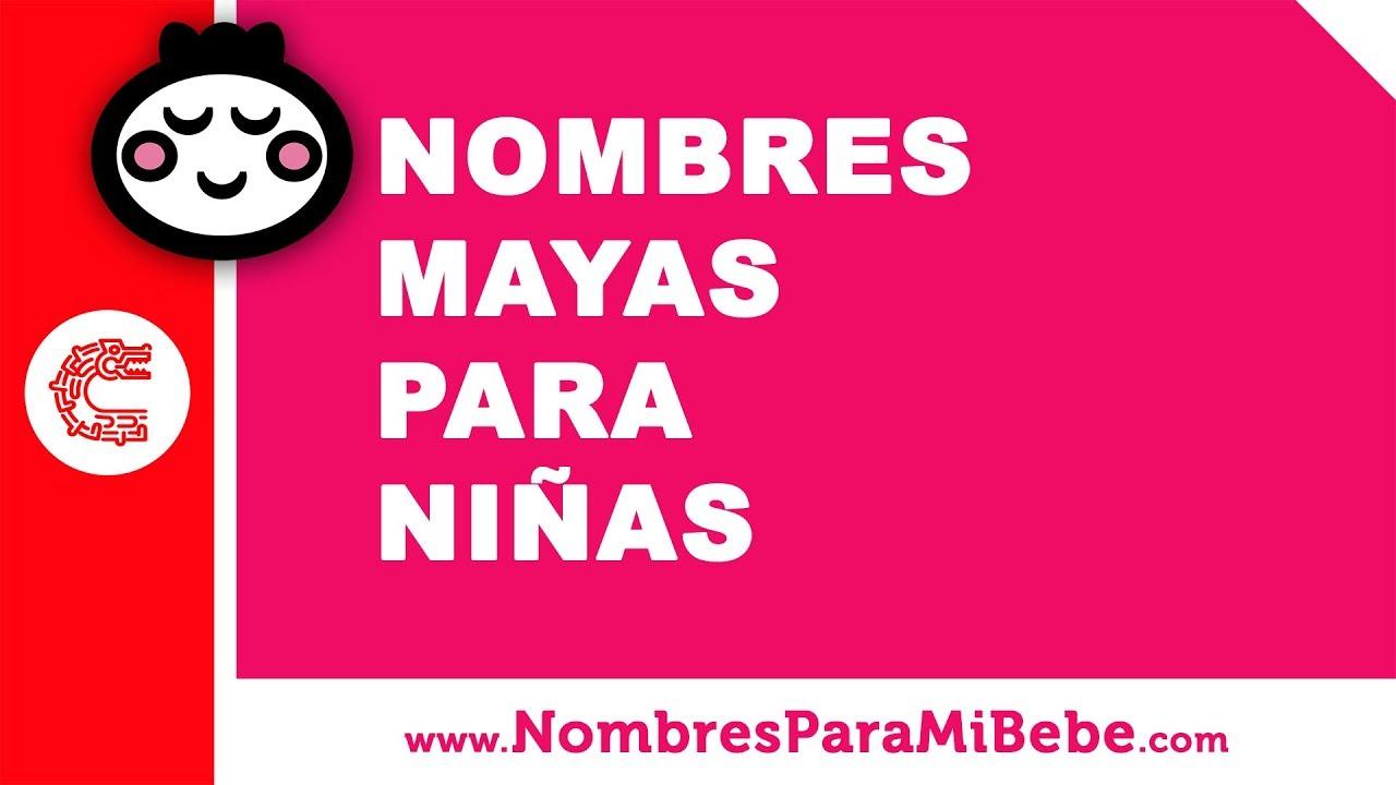 10 nombres mayas para niñas - nombres 100% mexicanos - www.nombresparamibebe.com