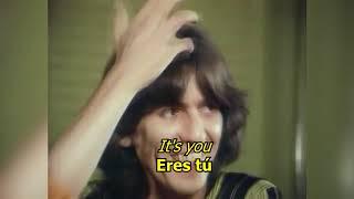 Hold me tight - The Beatles (LYRICS/LETRA) [Original]