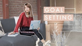 How To Set Goals For The New Year (+ Actually ACHIEVE Them)