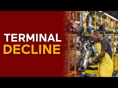SA manufacturing in TERMINAL decline   Mike Schüssler