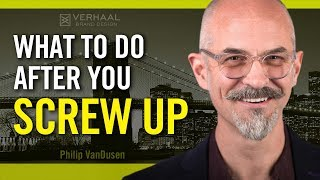 What To Do After You Screw Up - Making Mistakes Leads To Success