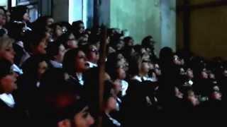 preview picture of video 'Inno all'Addolorata - Processione del Calcario, Marcianise'