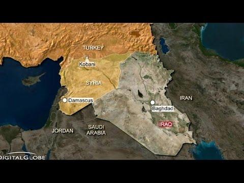 Syrie : combats à la frontière turque près de Kobané