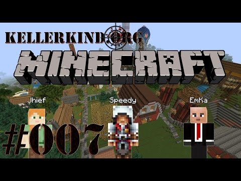 Kellerkind Minecraft SMP [HD] #007 – Der Burgverschönerungsverein ★ Let's Play Minecraft
