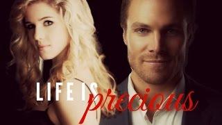 oliver & felicity | life is precious [AU]