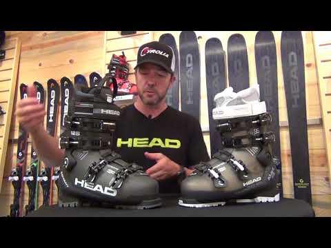 HEAD – Advant Edge Ski Boots – 2017-18