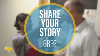 Share Your Story Greg