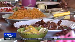 Johannesburg suburb hosts truly pan-African feasts