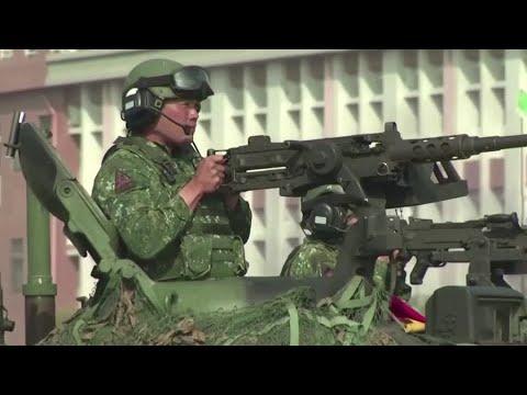 China threatens retaliation over U.S. arms sales to Taiwan