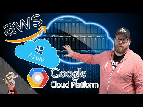 Making Money with the Cloud – AWS, Azure, Google