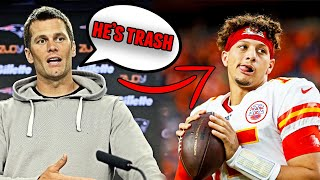 What NFL Players Thought of Patrick Mahomes Before He Started at QB For the Kansas City Chiefs