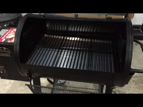 Big Horn Pellet Grill 1093 Review Vs Pit Boss 820