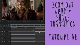 after effects transitions zoom shake - TH-Clip
