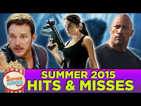 Summer 2015: Hits and Misses!!