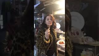 [Bảo Anh in Korea] Ăn Đêm Cùng Đồng Bọn